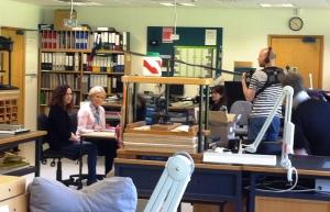 at NRO- cons studio