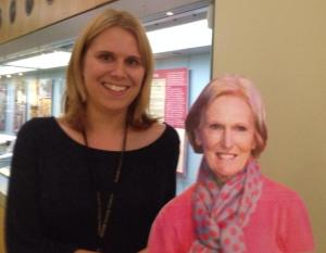 Mary Berry and me