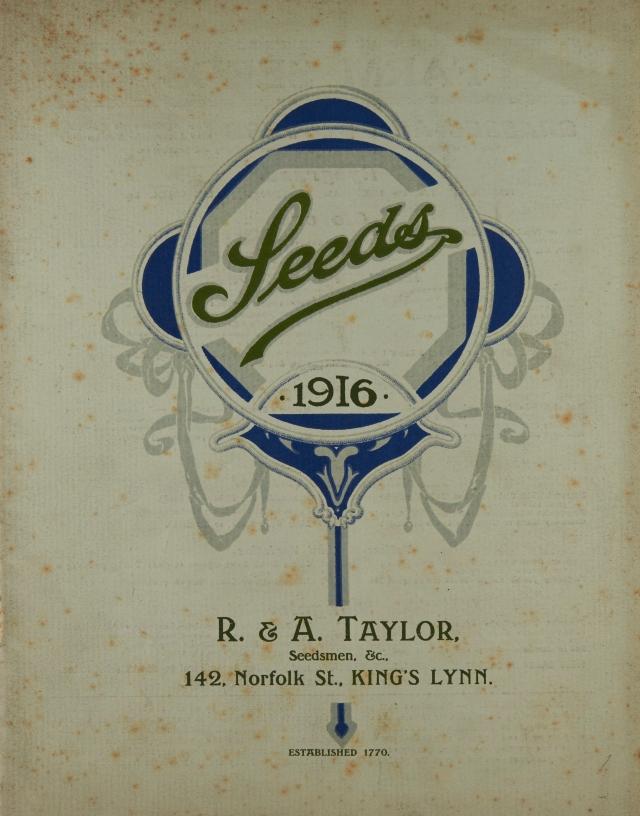 1916 taylors