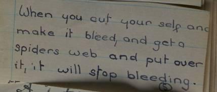 bleeding 1