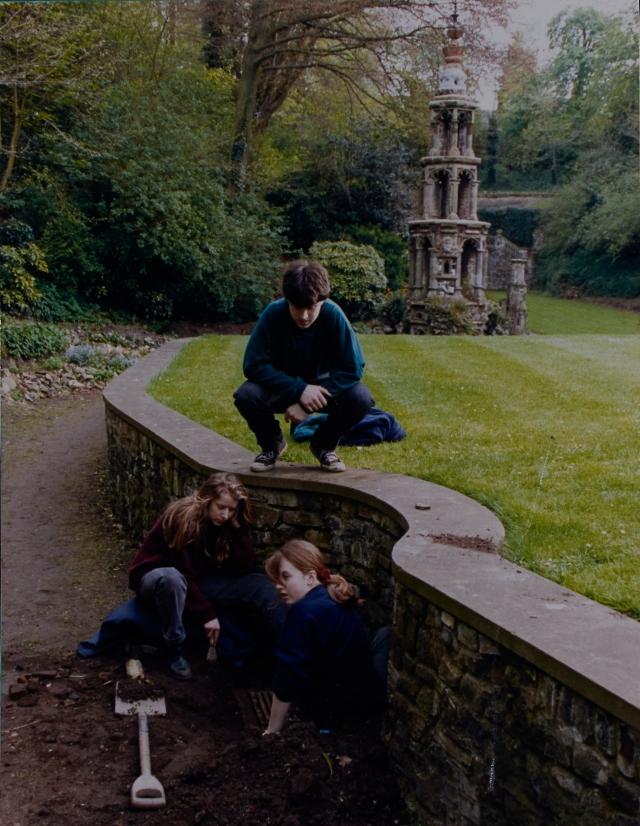 John Lely, Polly Dunbar, Polly Lely, Norwich Spring 1992