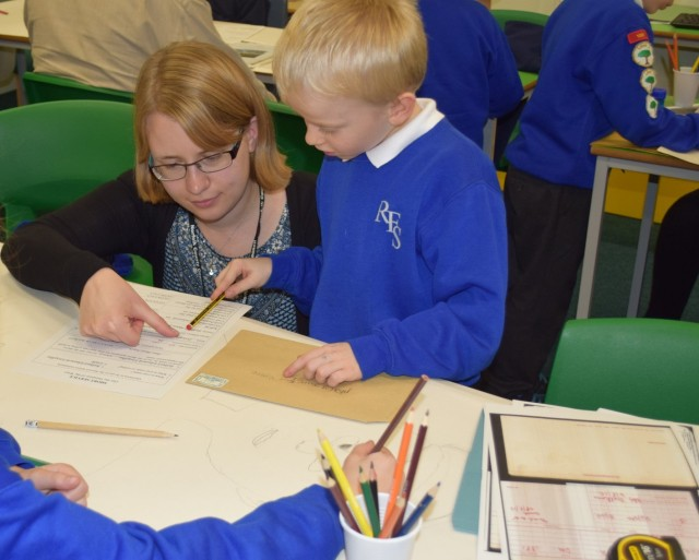 Thetford school workshop