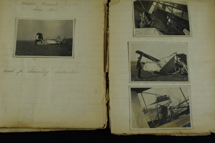Photograph Album of Corporal Mechanic Cyril Morris, 1916. NRO, MC 3305/1, PH52