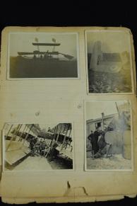 Photograph Album of Corporal Mechanic Cyril Morris, 1916. NRO, MC 3305/1, PH52