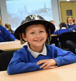 Becoming an Air Raid Warden