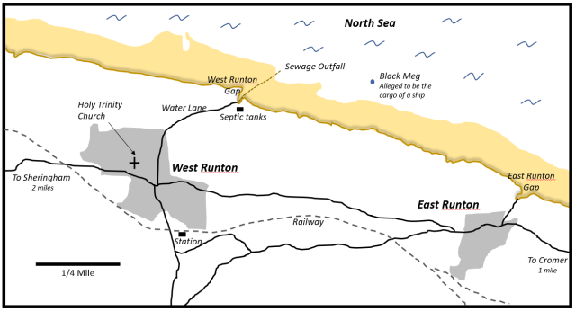 Runton Map