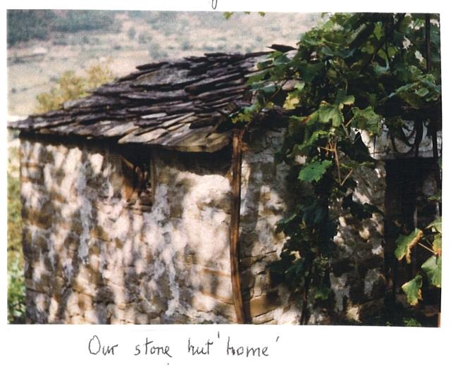 Stone Hut home