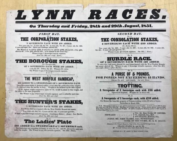 lynn races