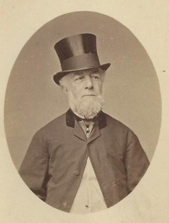 robert henry bollin portrait