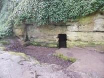 7 Cave entrance