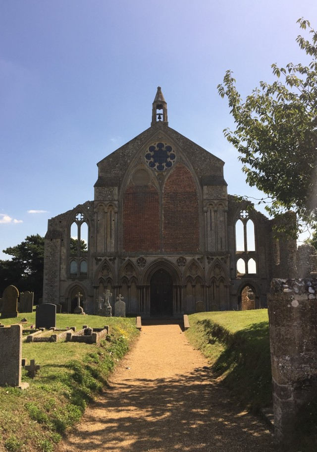 Binham Priory July 2019 - 2