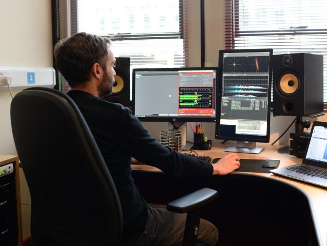 David digitising sound.JPG