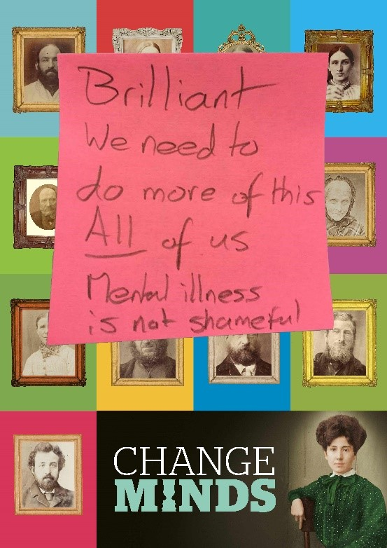 Change Minds poster