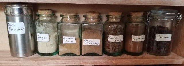 Image 9 spice shelf